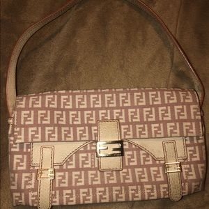 100 percent authentic Fendi small purse
